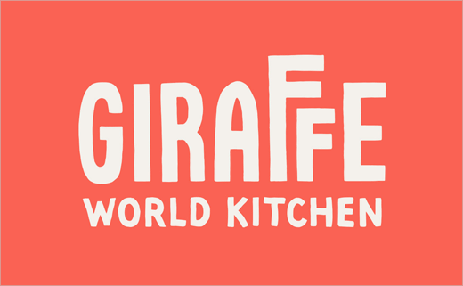 Ragged Edge Rebrands Giraffe Restaurant Chain
