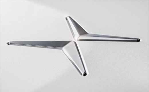 Volvo Teases Logo Design of New Electric Car Brand