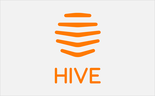 New Logo and Identity for Hive by Wolff Olins