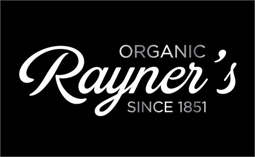 Rayner's Vinegars Given New Look by Pemberton & Whitefoord