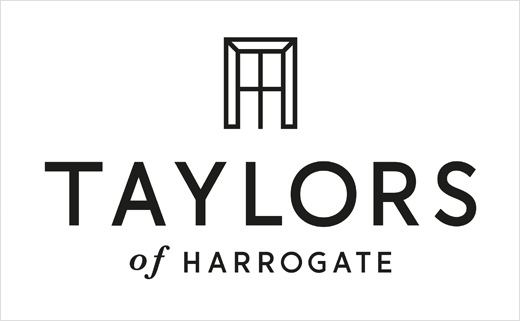 Pearlfisher Rebrands Taylors of Harrogate