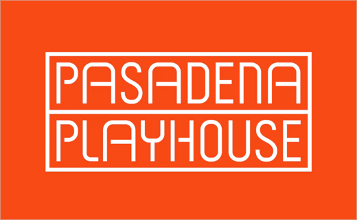 Pentagram Unveils New Identity for the Pasadena Playhouse