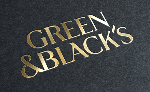 GREEN & BLACK'S Chocolate Gets New Look by Bulletproof