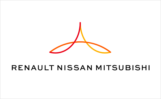 Renault-Nissan-Mitsubishi Alliance Reveals New Logo Design