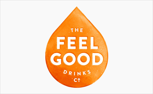 Robot Food Rebrands Feel Good Drinks