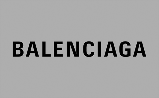Fashion House Balenciaga Reveals New Logo Design