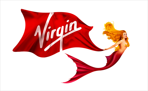 Virgin Voyages' Cruise Ships to Wear Mermaid Logo