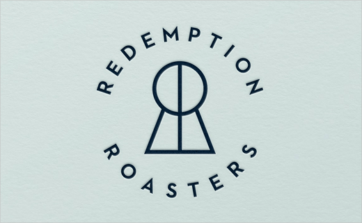 'Redemption Roasters' Coffee Gets Branded by Here Design