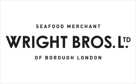 Seafood Brand 'Wright Brothers' Gets New Identity by & SMITH