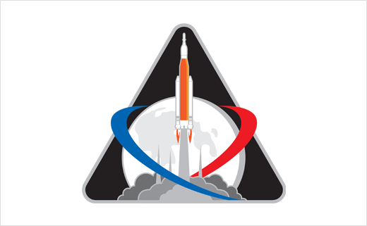 NASA Reveals 'Exploration Mission-1' Logo Design