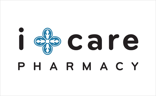 studioBIG Creates Tile-Inspired Branding for 'i+care Pharmacy'