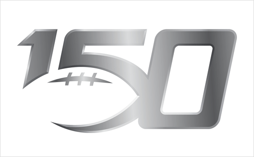 U.S. College Football 150th Anniversary Logo Unveiled