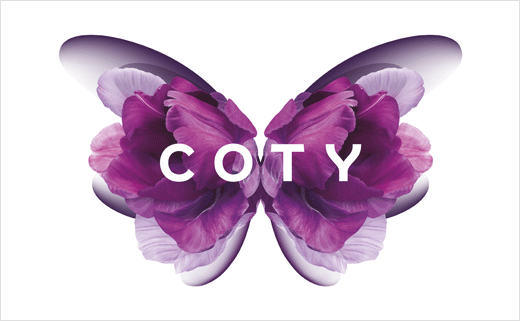 Coty Rebrand by Workroom Wins Top Prize at REBRAND 100
