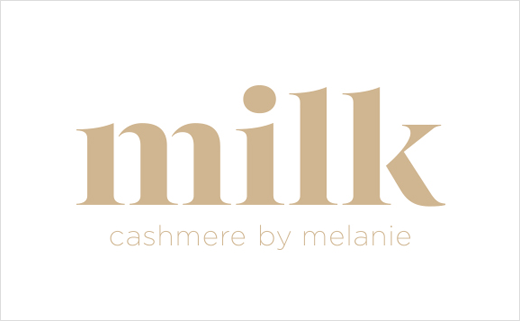 'Milk' Cashmere Unveils New Logo and Identity by BTL Brands