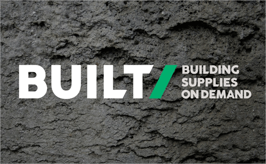 Our Design Agency Brands New Builders' Merchant, 'BUILT/'