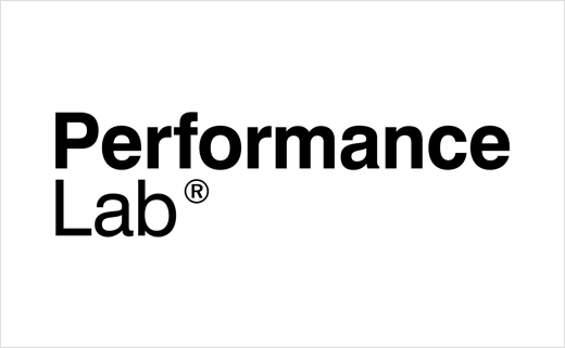 Performance Lab Given 'Scientific' Look by Robot Food - Logo Designer - Logo Designer