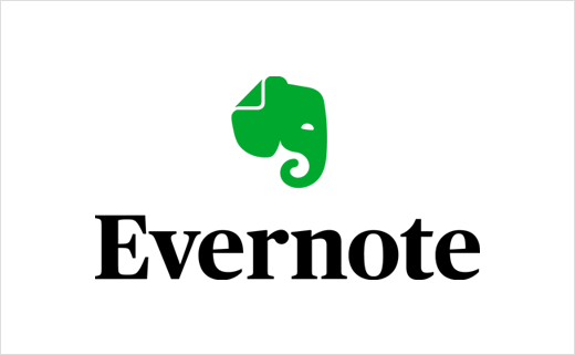 Evernote Unveils New Logo Design