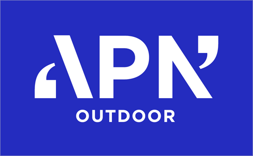 Hulsbosch Unveils New Logo and Branding for APN Outdoor