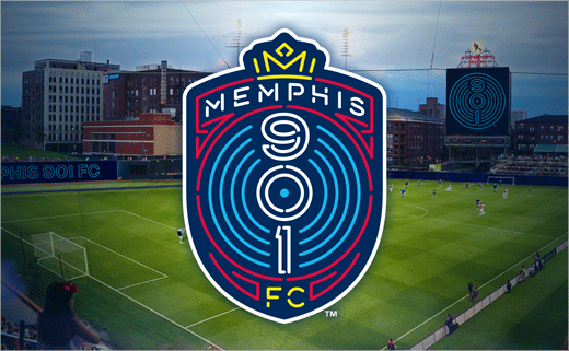 Memphis 901 FC Reveals Logo Design Ahead of USL Debut