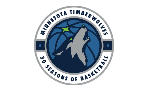 Minnesota Timberwolves Reveal Special 30th Season Logo