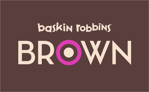 Pentagram Brands New Concept Store for Baskin Robbins