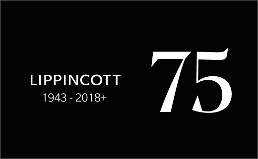 Lippincott Celebrates 75 Years of Historic Logo Design