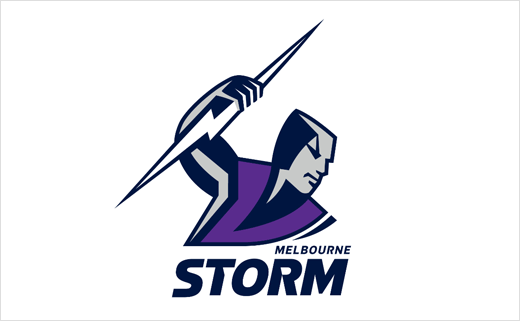 Aussie Rugby Team Melbourne Storm Reveals New Logo