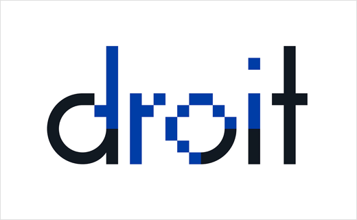 Pentagram Creates Pixelated Logo for Fintech Company – Droit