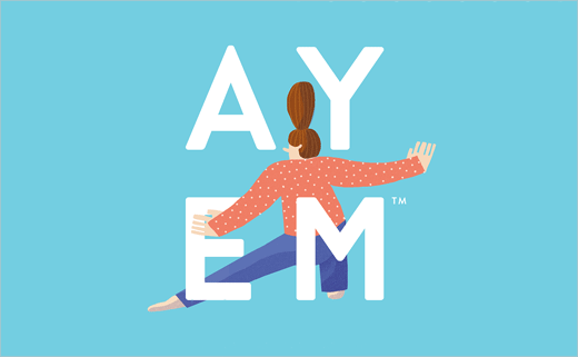 & SMITH Creates Logo and Packaging for 'AYEM' Breakfast Pot