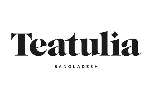 Bangladeshi Tea Label 'Teatulia' Rebranded by Here Design