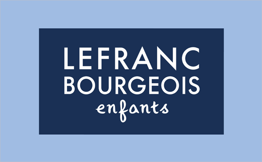 Lefranc Bourgeois Enfants Gets New Identity by Lewis Moberly