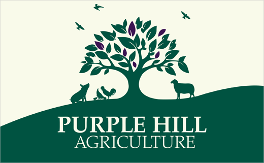 P & W Unveils New Identity for Purple Hill Agriculture
