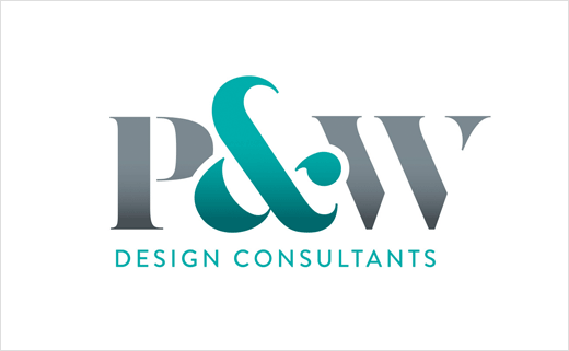 Design Agency P&W Reveals New Logo as Part of Rebrand