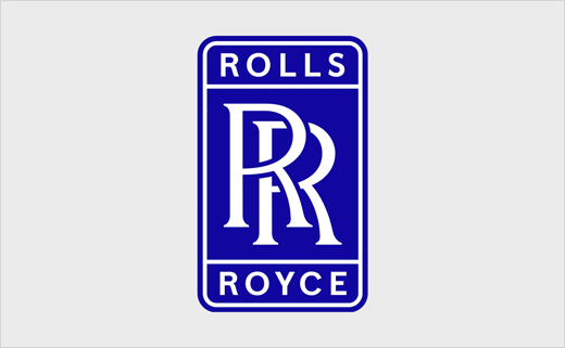 Pentagram Updates Rolls-Royce Logo for the Digital Era