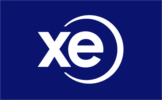 Xe Currency Converter Gets New Logo Design by SomeOne