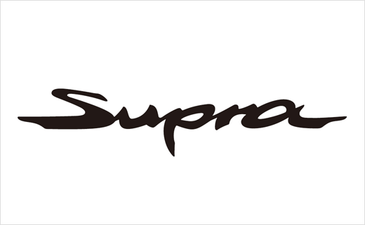 New Toyota Supra Gets Racetrack-Inspired Logo Design