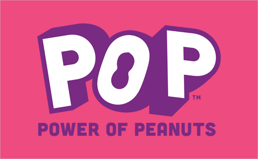 B&B Studio Creates Logo and Branding for Snack Bar 'POP'