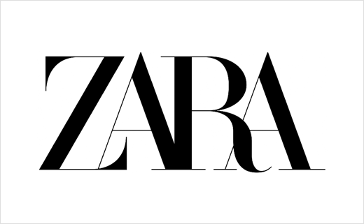 Zara Reveals New Logo Design by Baron & Baron