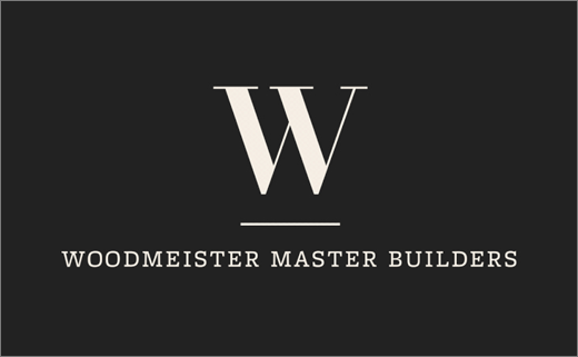 Custom Home Builder Woodmeister Rebranded by 451 Agency