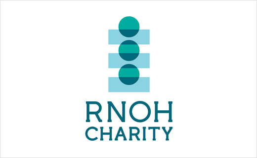 Here Design Creates New Identity for the Royal National Orthopaedic Hospital Charity