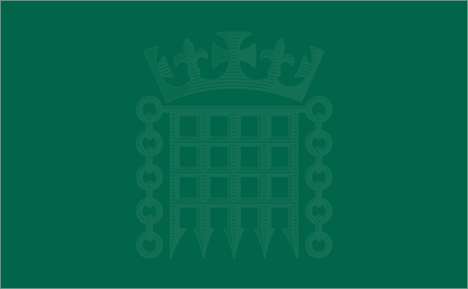 House of Commons Given New Visual Identity by SomeOne