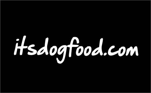 itsdogfood.com Launches with Branding by Robot Food