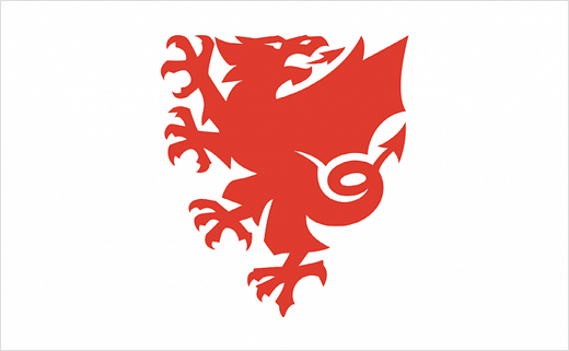 Welsh Football Gets New Logo and Identity