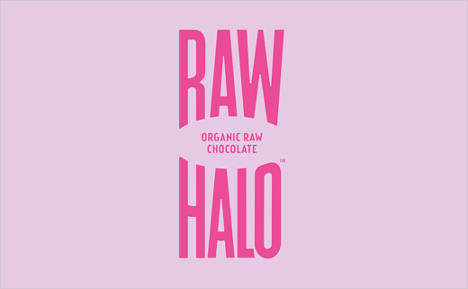 Chocolate Brand 'Raw Halo' Gets Redesigned by B&B Studio