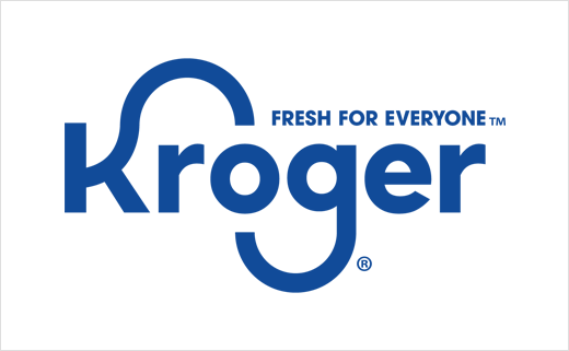 U.S. Supermarket Giant Kroger Reveals New Logo Design