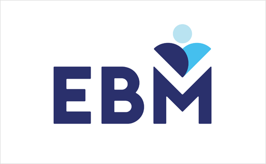 EBM Unveils New Corporate Logo by StormBrands