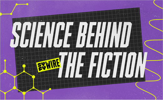 SYFY WIRE Reveals New Identity Inspired by Comic Books