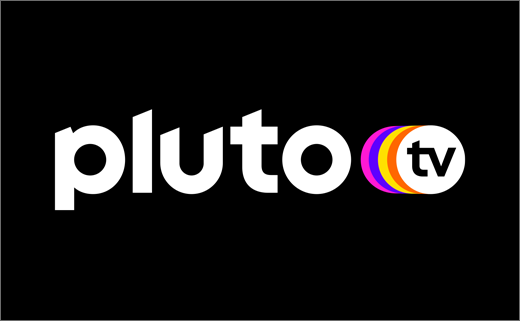Pluto TV Introduces All-New Logo Design