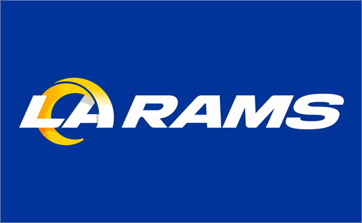 NFL Team Los Angeles Rams Reveals All-New Logos