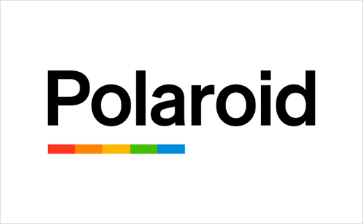 Polaroid Reveals New Logo and Identity
